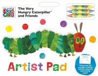 Wholesalers of Very Hungry Caterpillar Artist Pad toys image