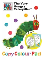 Wholesalers of Very Hungry Caterpillar Copy Colour Pad toys image