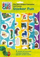 Wholesalers of Very Hungry Caterpillar Sticker Fun toys image