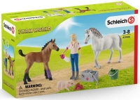 Wholesalers of Schleich Vet Visiting Mare And Foal toys Tmb