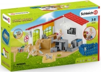 Wholesalers of Schleich Veterinarian Practice With Pets toys image