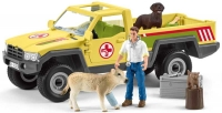 Wholesalers of Schleich Veterinarian Visit At The Farm toys image 2