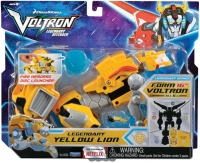 Wholesalers of Voltron Legendary Combinable Yellow Lion Action Figure toys image