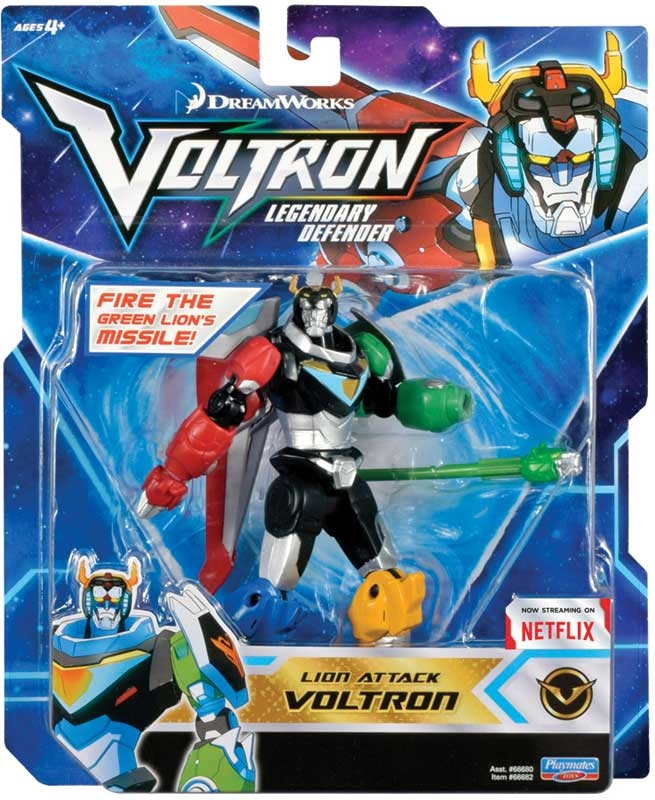 Wholesalers of Voltron Lion Attack Action Figure toys