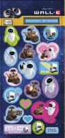 Wholesalers of Wall E Stickers Lrg toys image