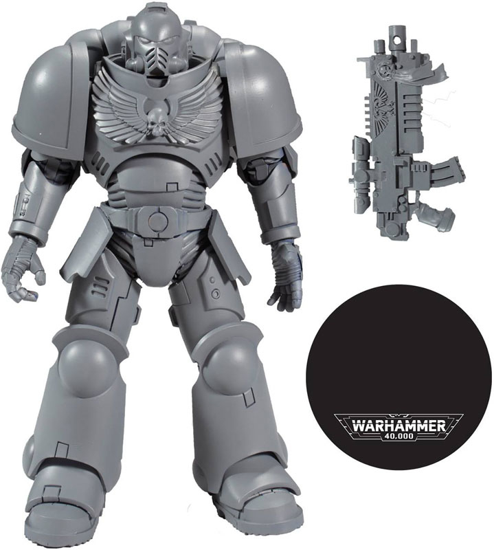 Wholesalers of War Hammer 40000 7 In - Space Marine toys