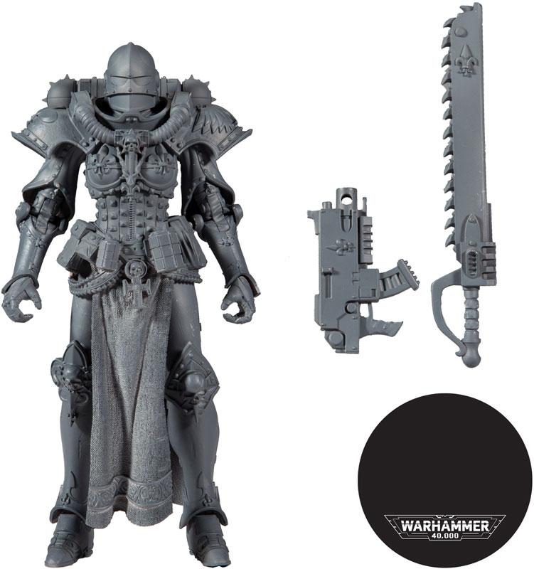 Wholesalers of Warhammer 40000 7in Figures Wv2 - Adepta Sororitas toys