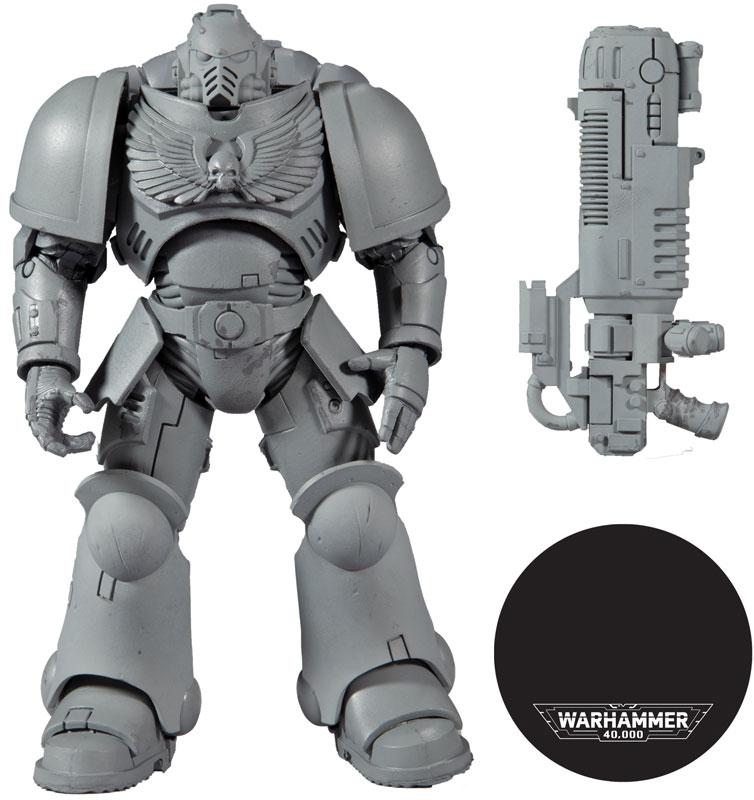 Wholesalers of Warhammer 40000 7in Figures Wv2 - Primaris Space Marine toys
