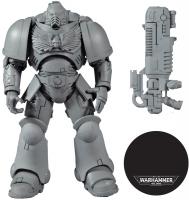 Wholesalers of Warhammer 40000 7in Figures Wv2 - Primaris Space Marine toys image