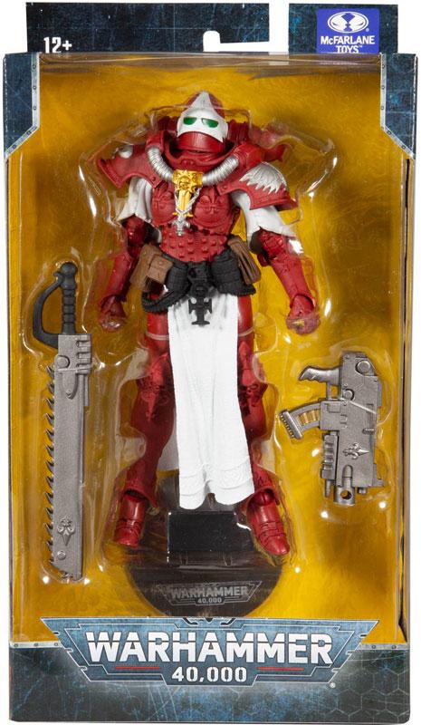 Wholesalers of Warhammer 40000 7in Figures Wv3 - Adepta Sororitas Battle Si toys