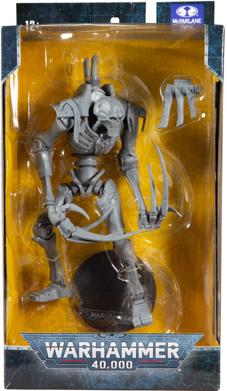 Wholesalers of Warhammer 40000 7in Figures Wv3 - Necron Flayed One toys