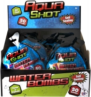 Wholesalers of Water Bombs 50pcs toys image