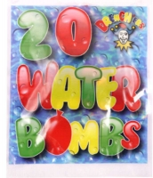 Wholesalers of Water Bombs Neon Cols toys image