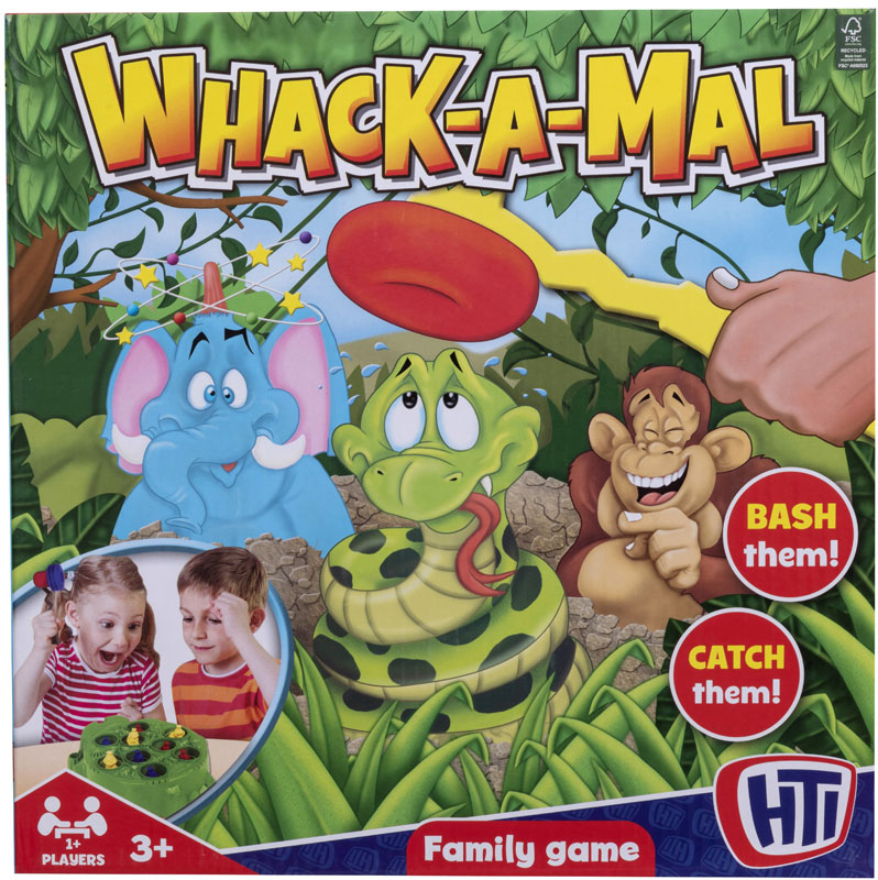 Wholesalers of Whack-a-mal Game toys
