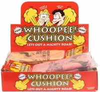 Wholesalers of Whoopee Cushion 16.5cm 4 Asst Cols toys image