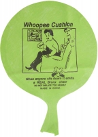 Wholesalers of Whoopee Cushion 16.5cm 4 Asst Cols toys image 3