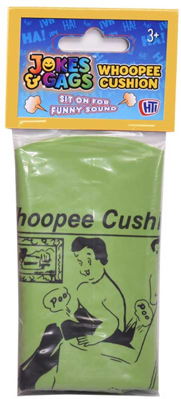 Wholesalers of Whoopee Cushion toys