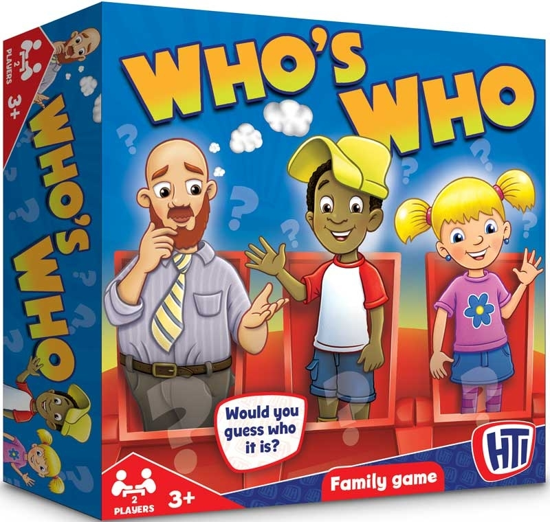 Wholesalers of Whos Who toys