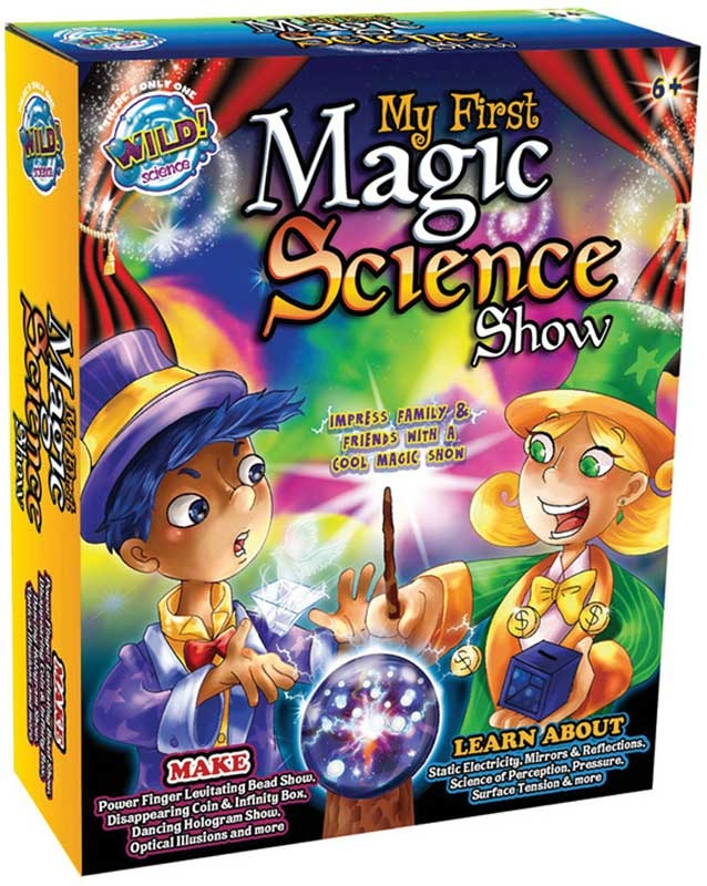 Wholesalers of Wild! Science My First Magic Show toys