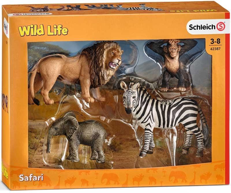 Wholesalers of Schleich Wild Life Starter Set toys