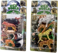 Wholesalers of Wild World 21pc Set toys image