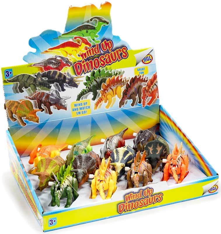 Wholesalers of Wind Up Dinosaurs toys