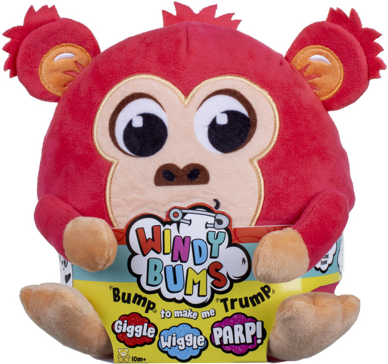 Wholesalers of Windy Bums Monkey toys