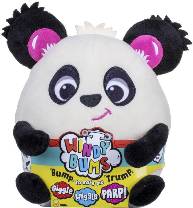 Wholesalers of Windy Bums Panda toys
