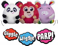 Wholesalers of Windy Bums Soft Toys Asst toys image 2
