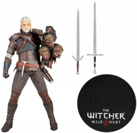 Wholesalers of Witcher 12inch Geralt Of Rivia toys Tmb