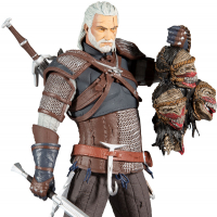 Wholesalers of Witcher 12inch Geralt Of Rivia toys image 3