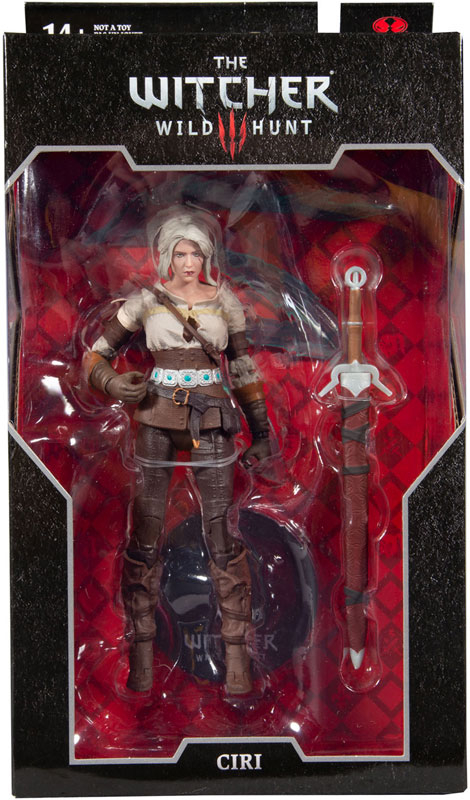Wholesalers of Witcher Gaming Wv2 - Ciri toys