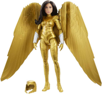 Wholesalers of Wonder Women 84  Deluxe Golden Armour Feature Doll toys image 2