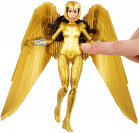Wholesalers of Wonder Women 84  Deluxe Golden Armour Feature Doll toys image 4