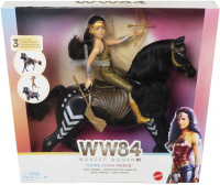 Wholesalers of Wonder Women 84  Young Diana Doll & Horse toys Tmb