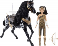 Wholesalers of Wonder Women 84  Young Diana Doll & Horse toys image 2