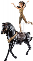 Wholesalers of Wonder Women 84  Young Diana Doll & Horse toys image 3