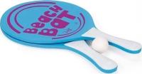 Wholesalers of Wood Paddle Bat Set toys image