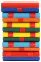 Wholesalers of Wood Works Game Ladder Jacobs Wooden 5x5x8.5cm toys image 2