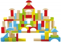 Wholesalers of Wooden Classic Blocks 100pc toys image