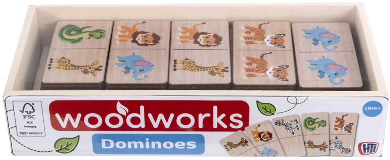 Wholesalers of Wooden Dominoes toys