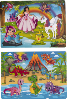 Wholesalers of Wooden Peg Puzzles toys Tmb