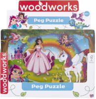 Wholesalers of Wooden Peg Puzzles toys image 2