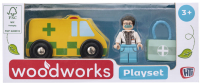 Wholesalers of Wooden Playset toys image 2
