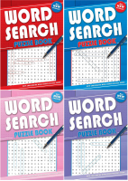 Wholesalers of Wordsearch Books 9-12 toys image
