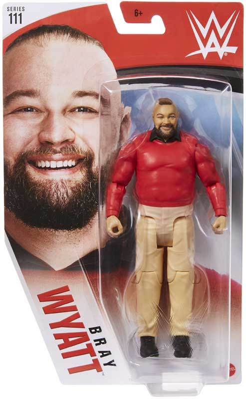 Wholesalers of Wwe Basic Bray Wyatt toys