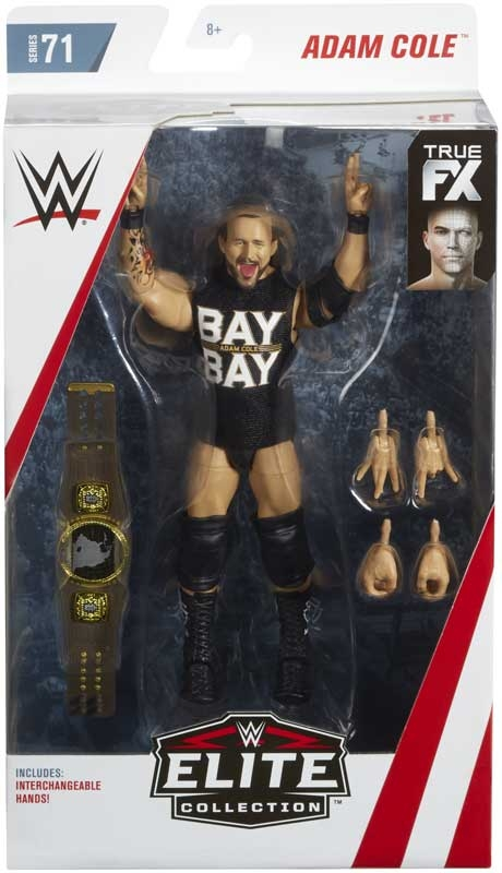 Wholesalers of Wwe Elite Collection Adam Cole toys