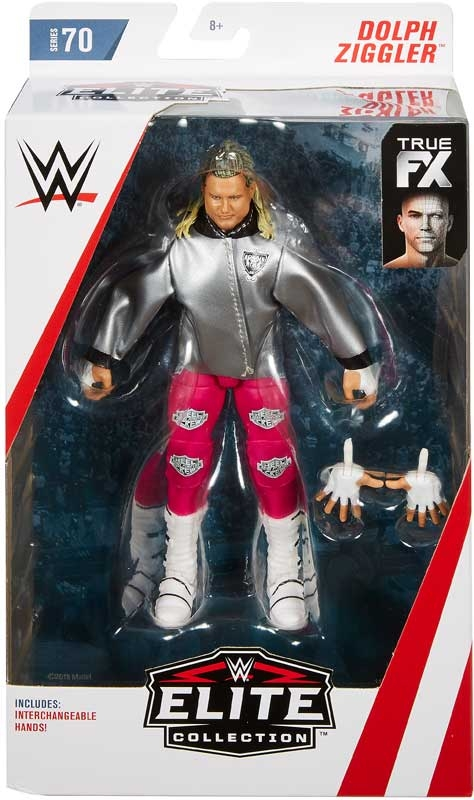Wholesalers of Wwe Elite Collection Dolph Ziggler toys