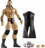 Wholesalers of Wwe Elite Collection Drew Mcintyre toys image 2