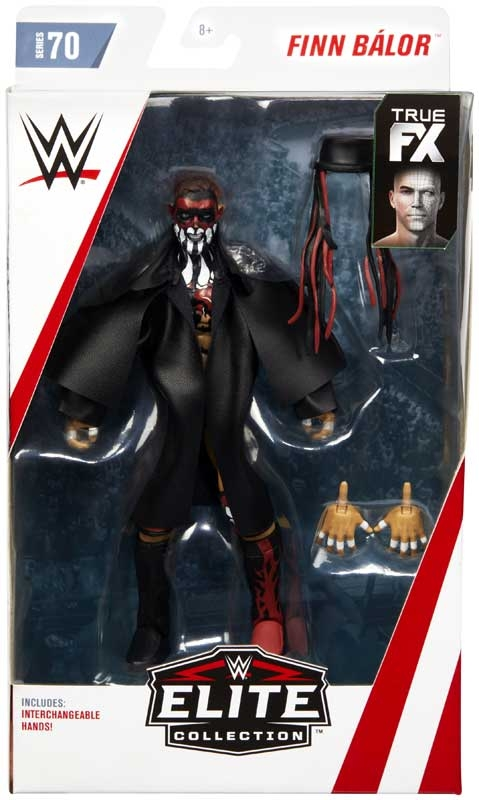 Wholesalers of Wwe Elite Collection Finn Balor toys